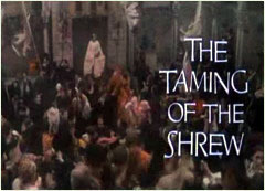 taming of the shrew illusion